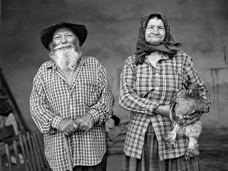 © Christine Turnauer – Danciu and Maria, Romania, 2016