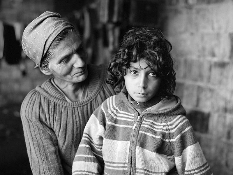 © Christine Turnauer – Djevrija with her daughter Selma, Kosovo, 2016