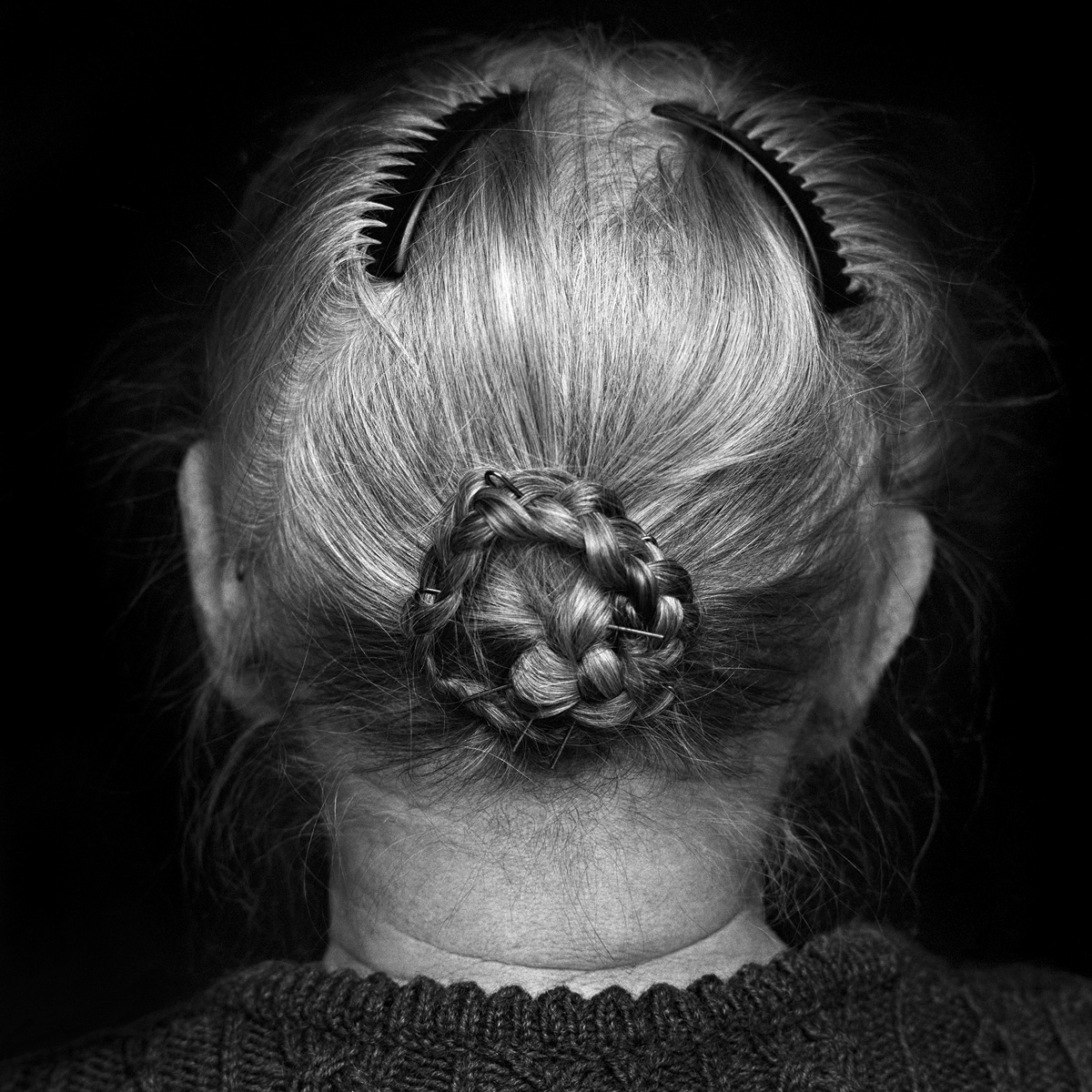 © Christine Turnauer - Maria (Neck), Farmer, Austria, 1996