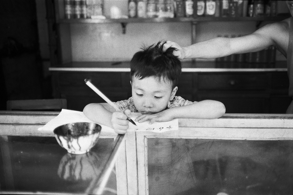 © Christine de Grancy – Kanton, China, 1986