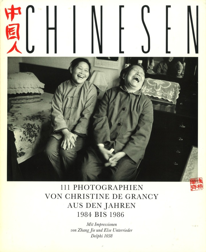 Chinesen – Christine de Grancy, 1986, ISBN 3 89190 7389