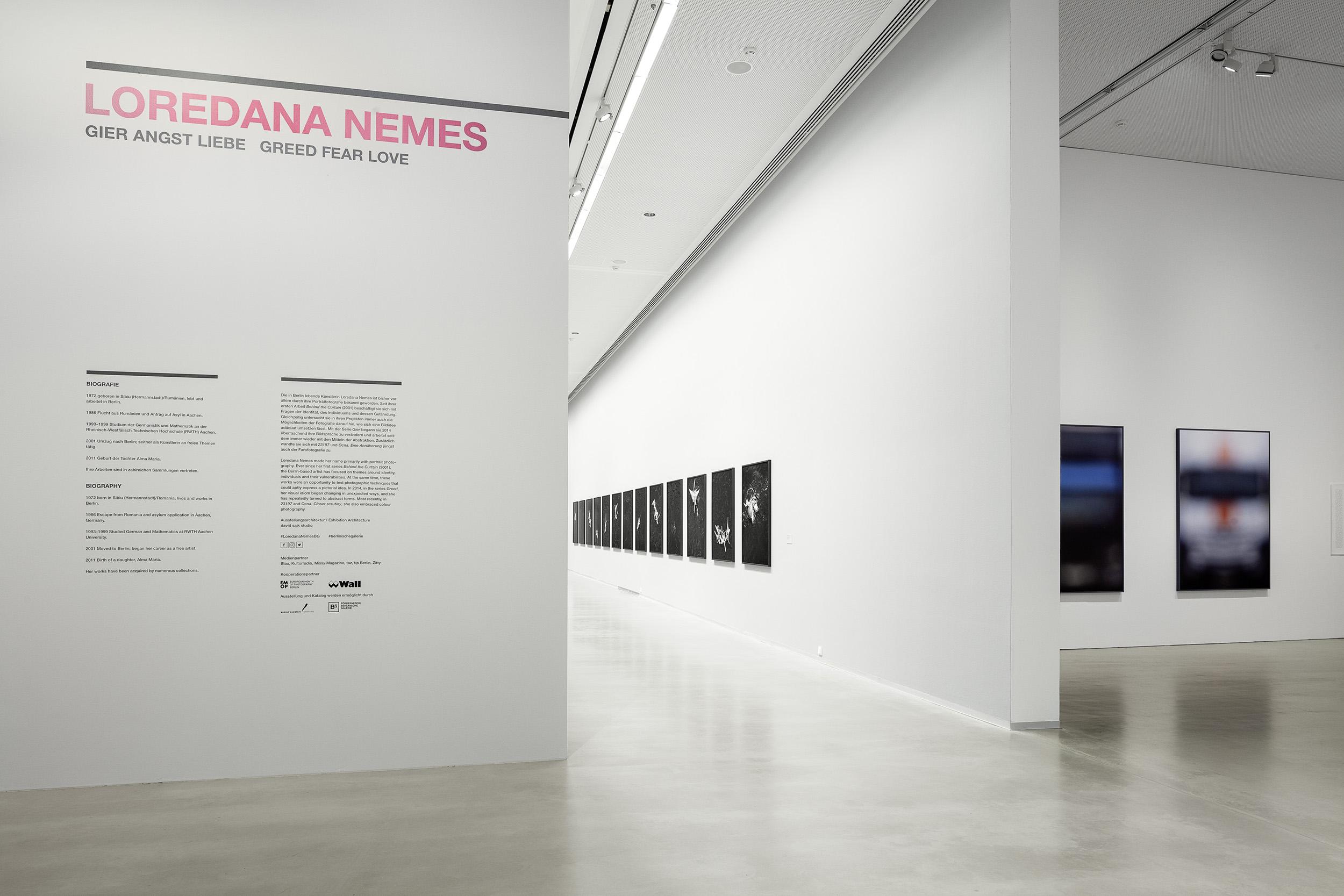 Loredana Nemes, Berlinische Galerie, 2018