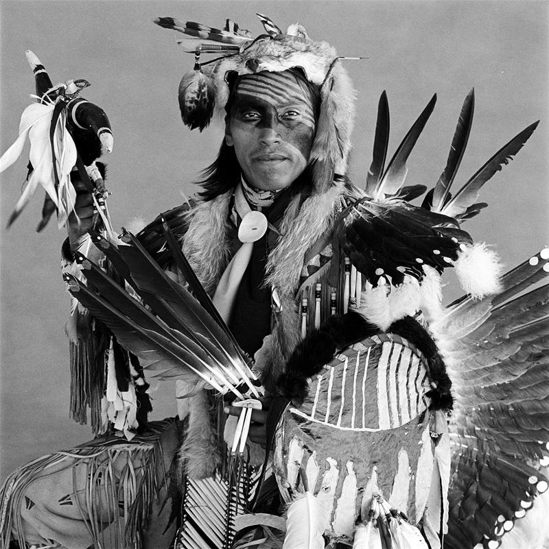 © Christine Turnauer – Kevin Haywabe, Assiniboine, 1986
